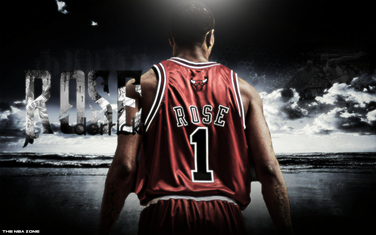 20 Best Derrick Rose HD Wallpapers | TheNbaZone.com