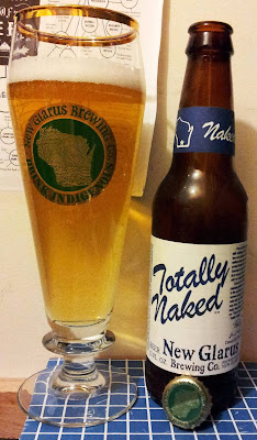 Not Another Beer Review: New Glarus Totally Naked Extra