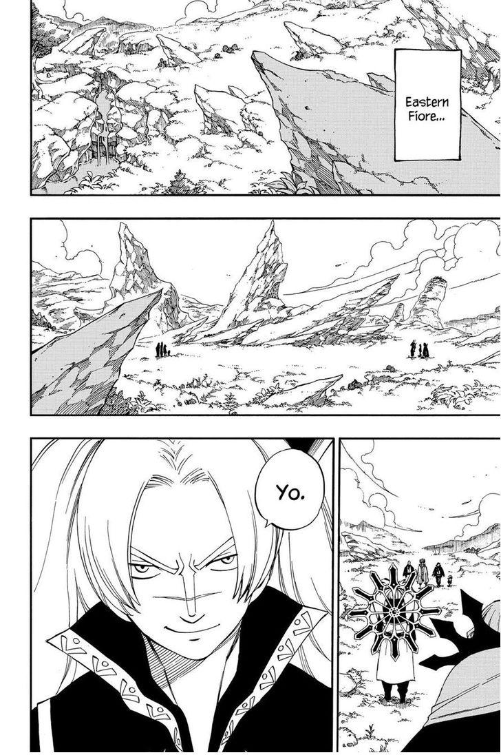 Fairy Tail Ch 466: Assassin