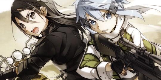 Suivez toute l'actu de Sword Art Online - Phantom Bullet sur Japan Touch, le meilleur site d'actualité manga, anime, jeux vidéo et cinéma