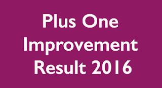 Plus One Improvement Result 2016