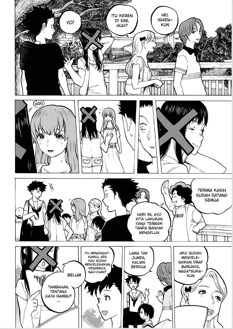 Koe no Katachi Chapter 36-19