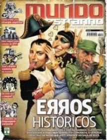 Download Revista Mundo Estranho Março 2011 Ed.109