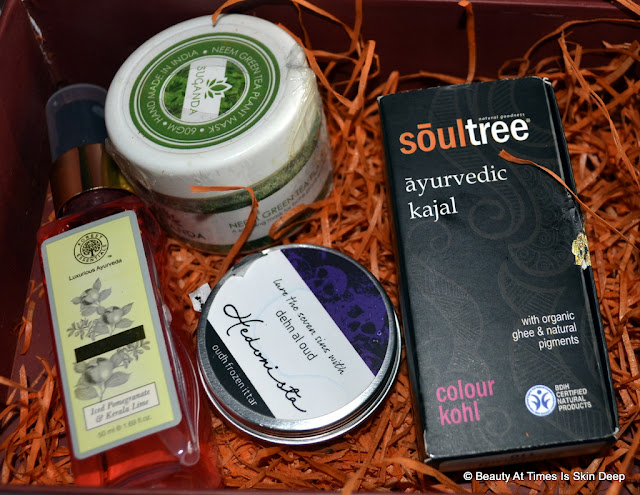 My Envy Box of August 2015