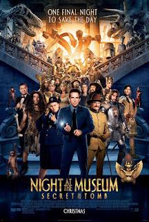 Noche en el museo: El secreto del faraón(Night at the Museum: Secret of the Tomb)