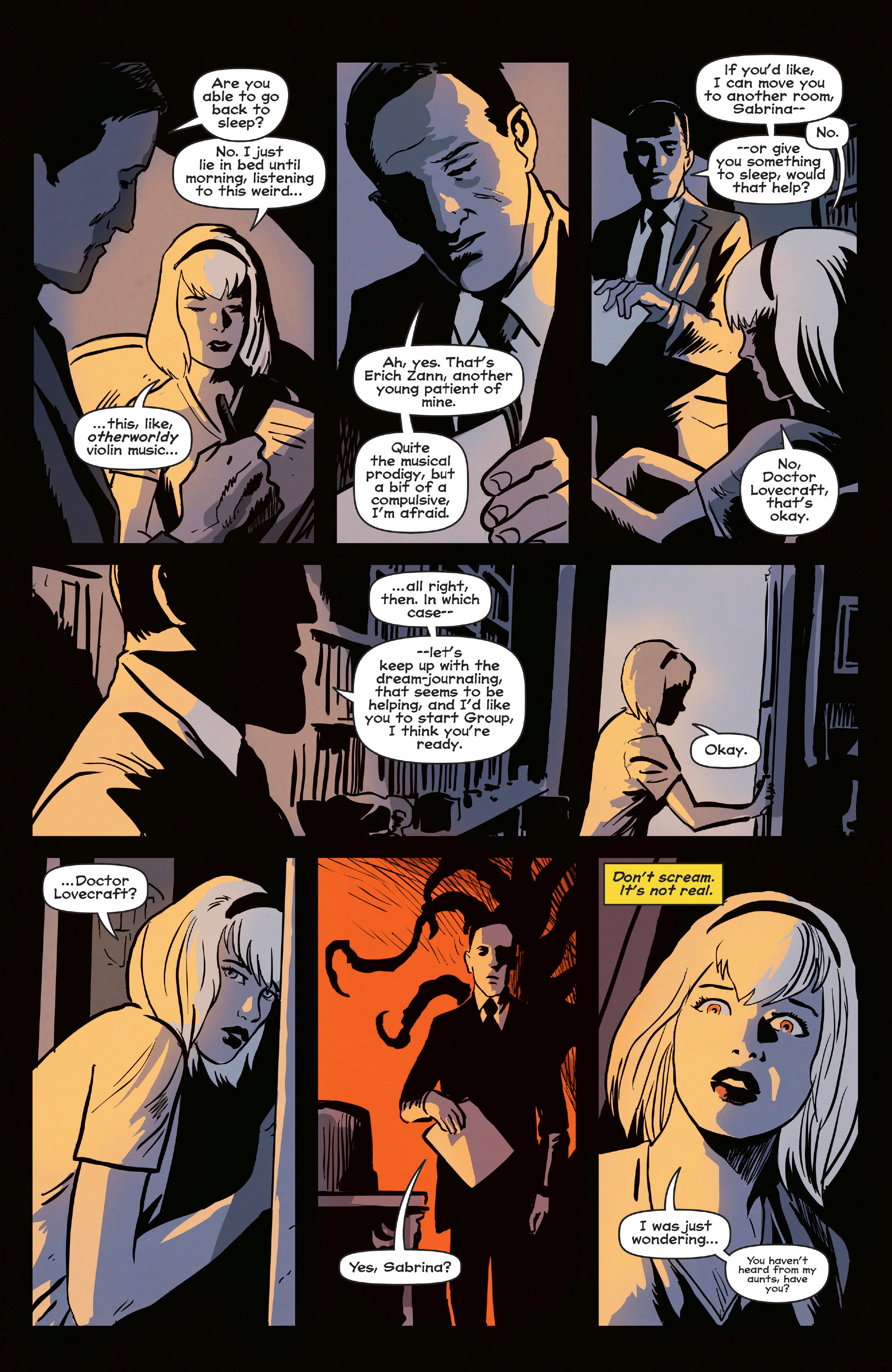 Read online Afterlife with Archie comic -  Issue #6 - 8