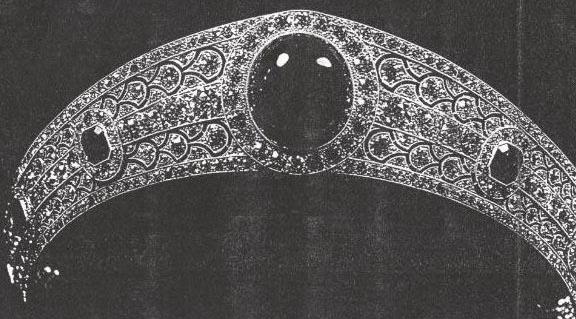 Margaret Greville Emerald Tiara Boucheron