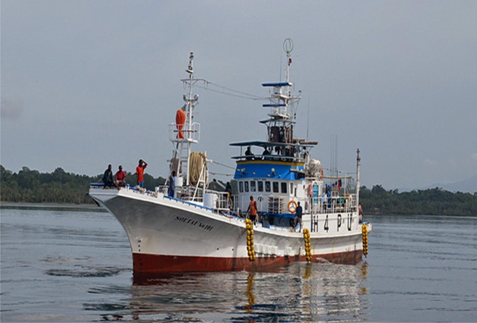 Sifat - Sifat Kapal Perikanan - Lalaukan