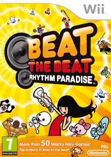 Beat the Beat: Rhythm Paradise (PT / BR) [ Wii - ISO ]