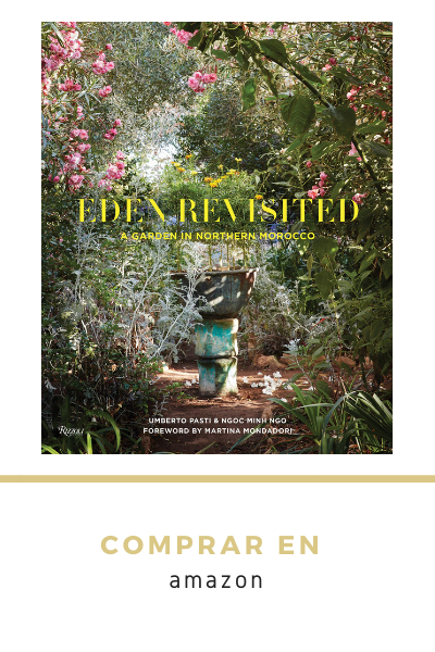 Libro en Amazon: Eden Revisited: A Garden in Northern Morocco. Umberto Pasti