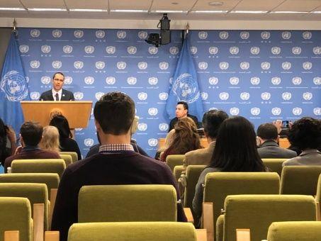 Canciller de Venezuela denuncia en la ONU golpe de EE.UU. y acusa indiferencia de países miembros