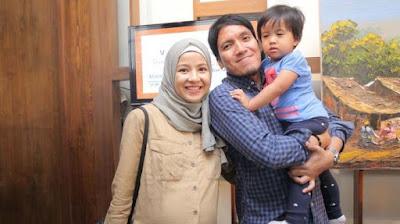 Natasha Rizki Manfaatkan Moment Lebaran Untuk Kumpul Keluarga