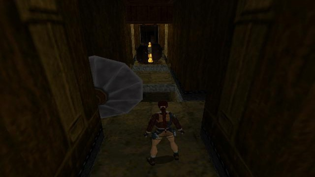 Tomb Raider 2 PC Games Screenshots