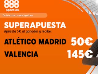 888sport superapuesta liga Atletico vs Valencia 24 abril 2019