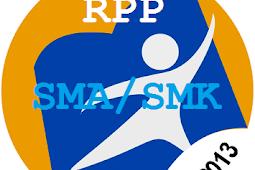 Download Rpp Seni Budaya Kelas X, Xi, Xii Kurikulum 2013 Revisi 2017 Sma/Ma