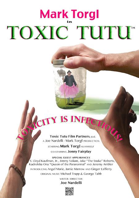 toxic tutu poster