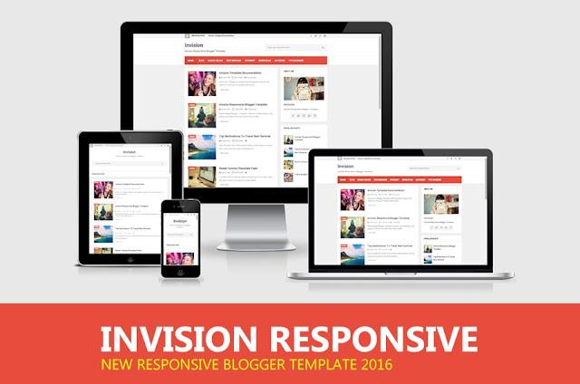 Invision Responsive Premium