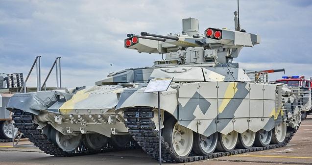 Terminator-3: Ο νέος ρώσος «Εξολοθρευτής» – ΒΙΝΤΕΟ