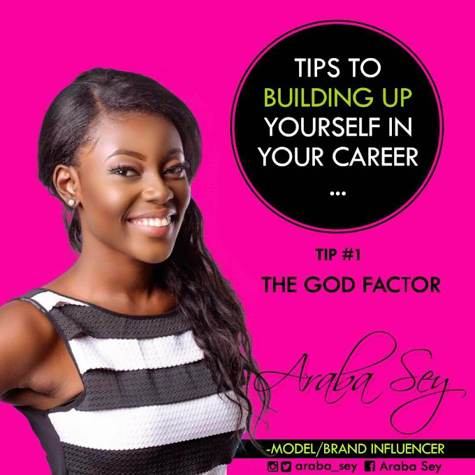 The God Factor In Career Building