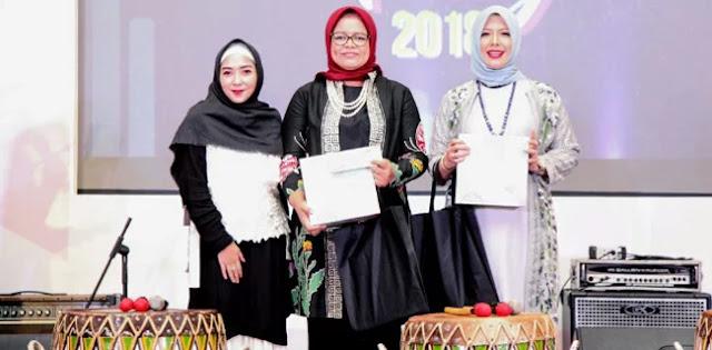 Istri Sandiaga Uno Dinobatkan Sebagai The Most Inspiring Muslimah 2018