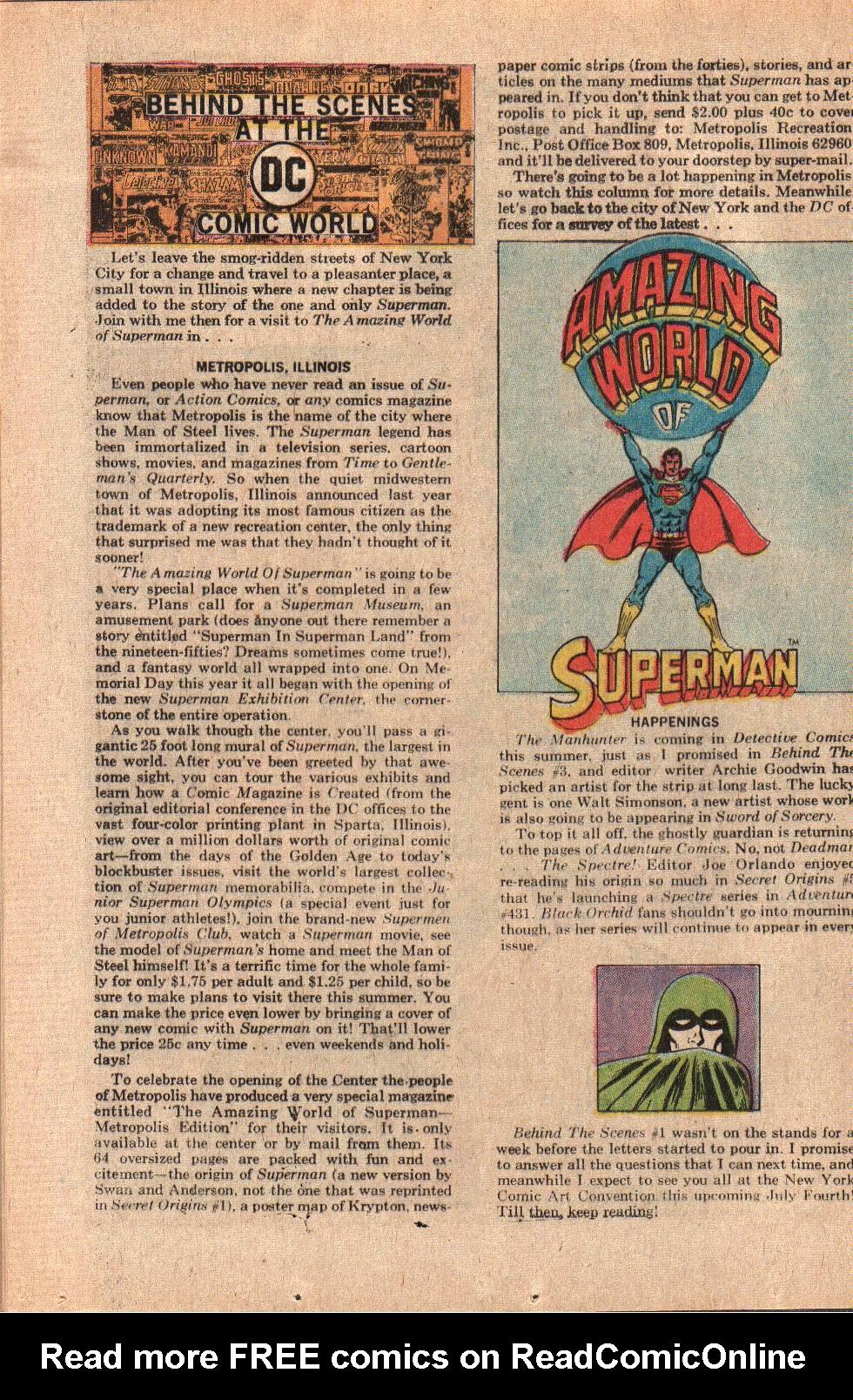 Read online Shazam! (1973) comic -  Issue #6 - 20