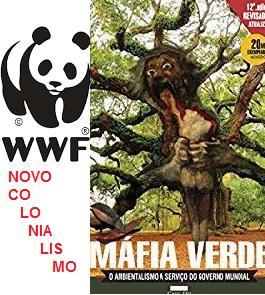 Resultado de imagem para mafia verde e fernando henrique