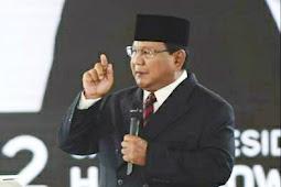 Tegas! Debat Keempat, Prabowo: Pemimpin Harus Mempersatukan, Bukan Pecah Belah!