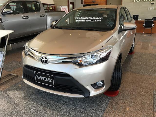 Toyota Vios 2016 sẽ được Toyota Việt thay đổi động cơ