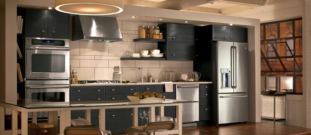 Cozinhas estilo industrial  Decorao e Ideias