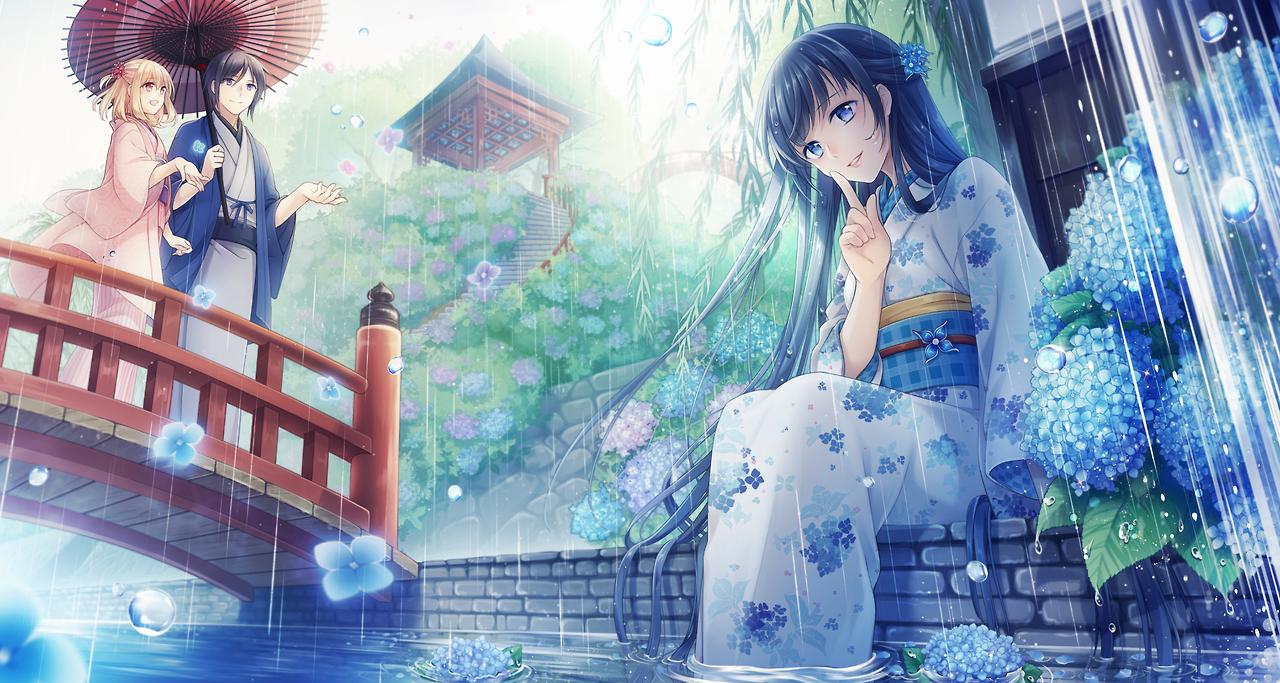 Top 100+ hình nền máy tính Anime đẹp & dễ thương nhất năm