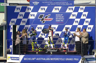Hasil Lengkap Race MotoGP Philip Island, Australia 2016