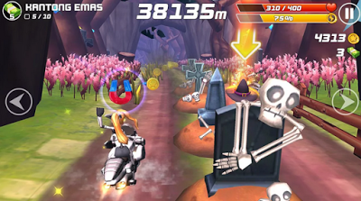 Rush Star Bike Adventure 1.5 Mod Apk+Data-screenshot-1