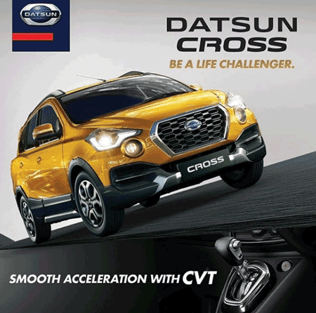 Harga Kredit Datsun Cross 2018 Promo DP Murah