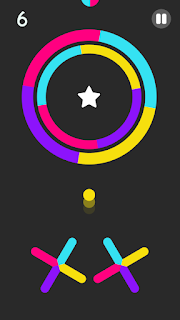 Game Mod Terbaru Color Switch v5.6.1 (Mod Stars/All Unlocked/Ads Free) Apk Android