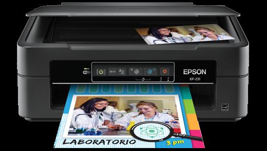 Descargar Epson Xp 231 Driver Impresora Gratis Descargar