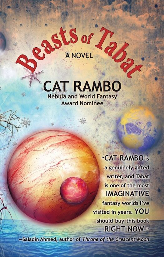 Interview with Cat Rambo, author of the Beasts of Tabat
