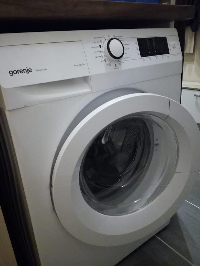 Washing machine for the average consumer - Gorenje SensoCare W6523/SC