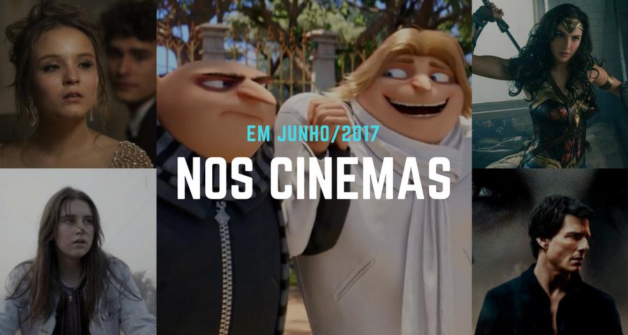 CINEMA JUNHO 2017