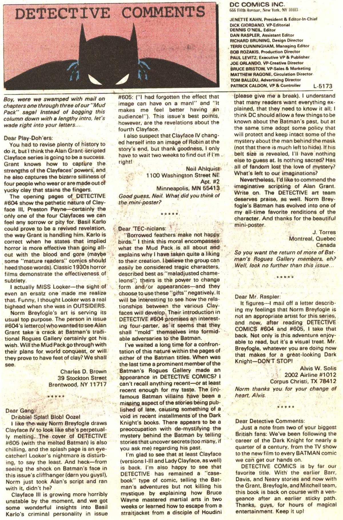 Detective Comics (1937) 610 Page 24