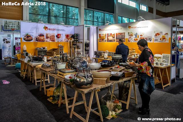 HoReCa Adria 2018 Opatija @ sajam opreme za hotele, apartmane i restorane