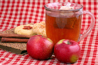 cinnamon apple cooler recipe