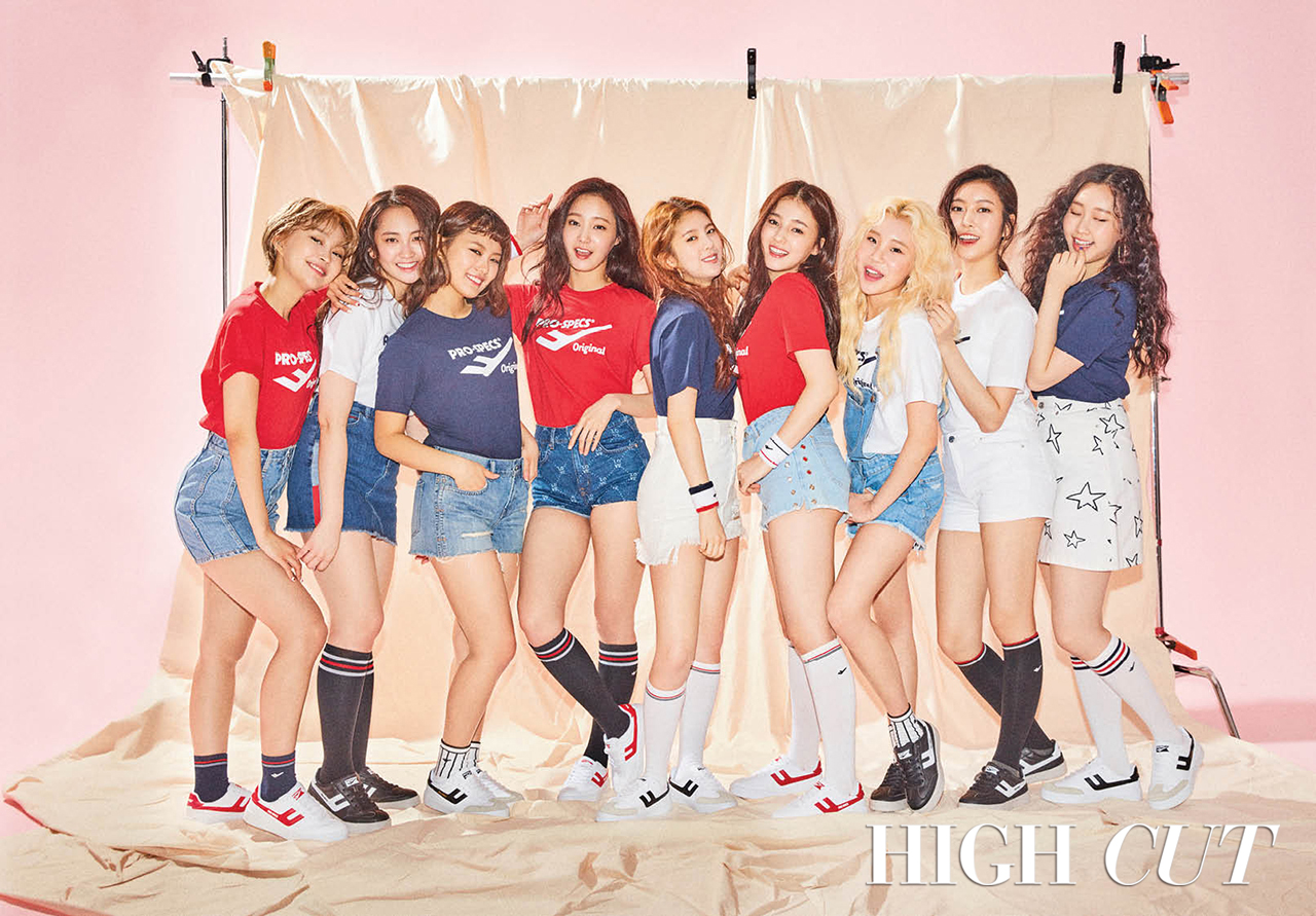 Momoland Korean Girl Group