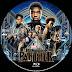 Black Panther Bluray Label