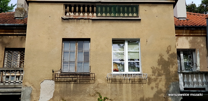 Warszawa Warsaw Mokotów willa architektura architecture ulice Warszawy