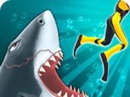 Download Hungry Shark Evolution Mod Apk Unlimited Coins/Gems free for android