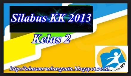 Silabus K13 kelas 2