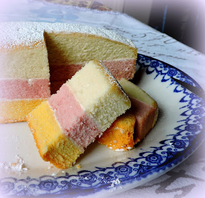 The English Kitchen Angel Cake