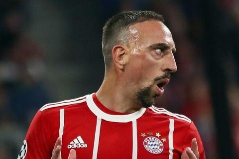 Năm nay, Franck Ribery đã 34 tuổi, độ tuổi đã quá già để có thể làm nên kỳ tích trong sự nghiệp bóng đá.