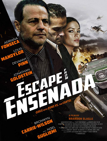 Escape From Ensenada (2018) Dual Audio Hindi BRRip With ESub 480p_300MB Download/Watch Online