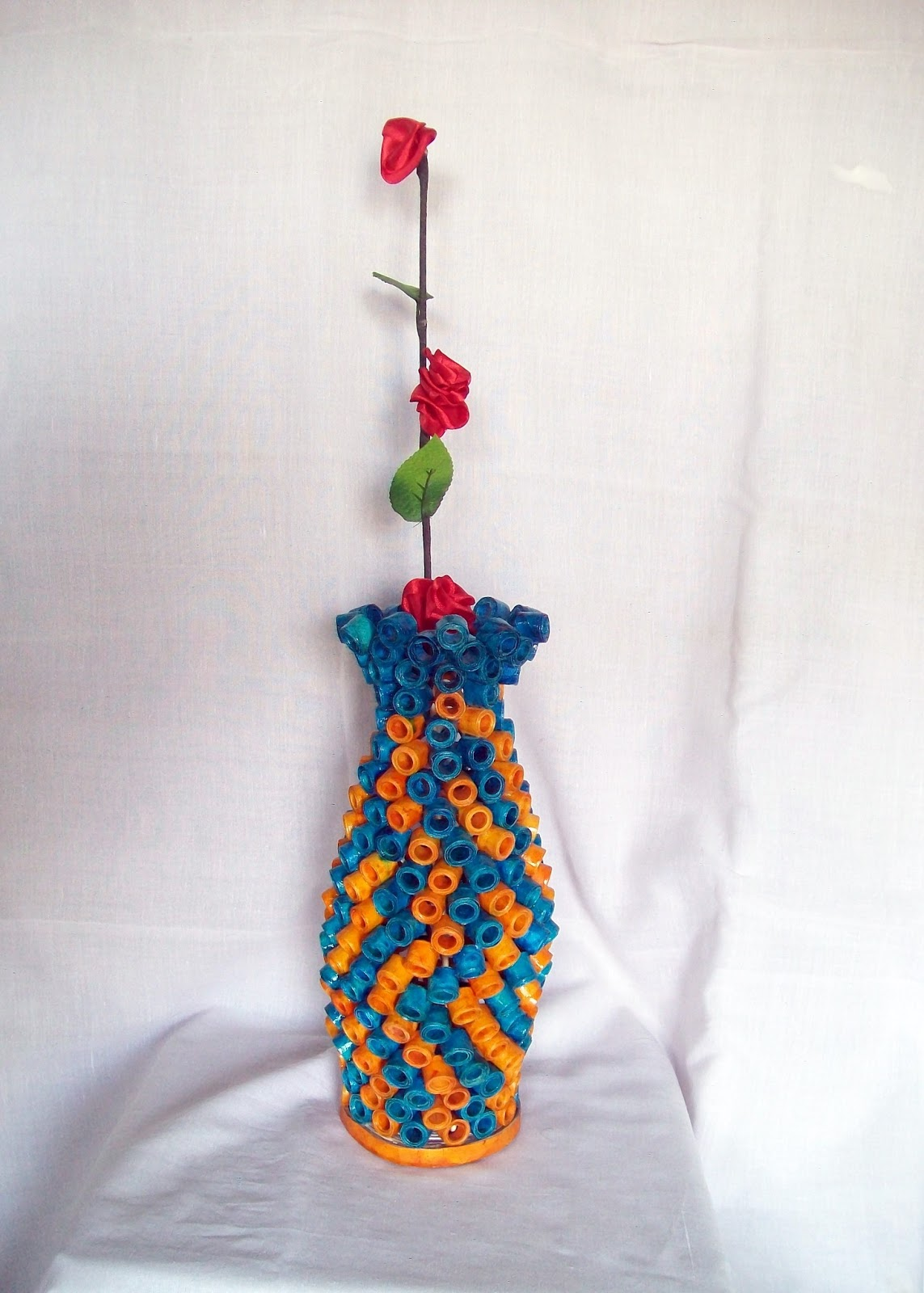 How To Make A Blog >> Tulika: hand craft work